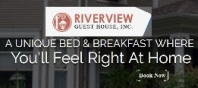 Riverview Guest House Inc